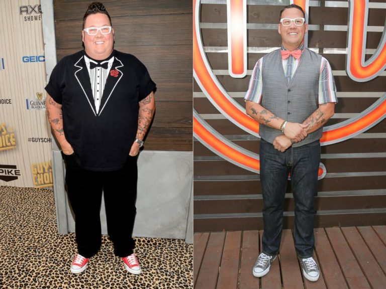 Incredible Celebrity Weight Loss Transformations Page 32 Modern News Fitness